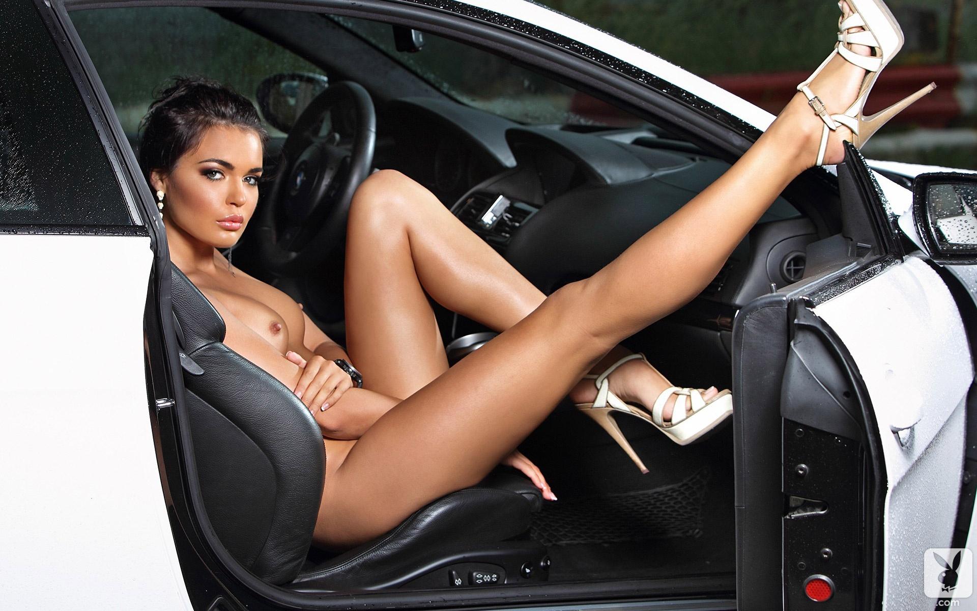 naked race car driver pics