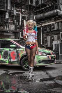 Harley Queen!